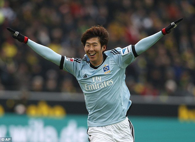 Loss: Hamburg are looking for a replacement for Son Heung-Min, who joined Bayer Leverkusen