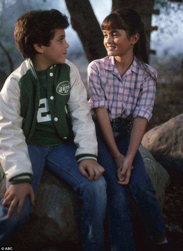 The Wonder Years: Danica played Winnie Cooper, the love interest of Fred Savage's Kevin Arnold character