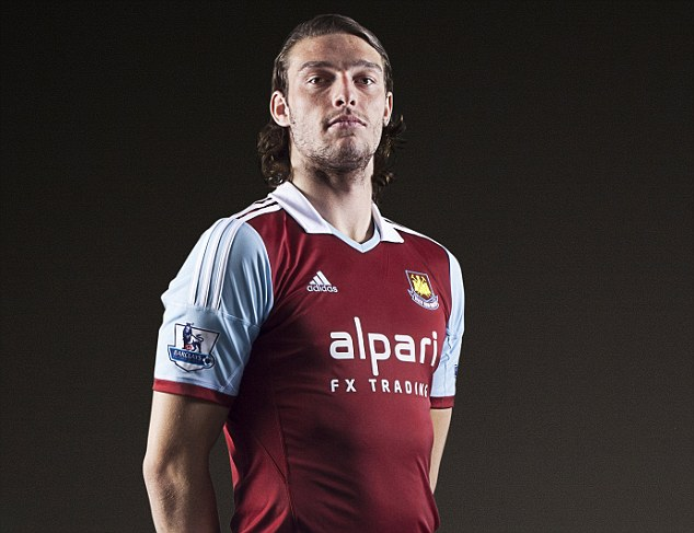 Is that it? Andy Carroll (above) is one of three English players to have been signed by top-flight clubs this window