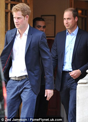 Close friends Princes William and Harry are still planning to attend the wedding