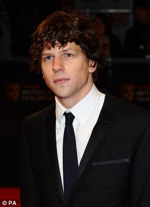 Women would happily settle down a more 'geeky' male like Jesse Eisenberg