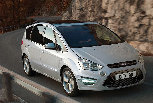 Testing times: The wi-fi system has been trialled in Ford Focus S-Max Models