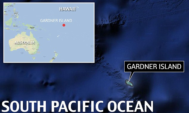 Gardner Island: Three years after the plane and the pilots disappeared British colonial officer Gerard Gallagher discovered parts of a skeleton along with a sextant box on Gardner Island (mapped) suggesting Ms Earhart had perished upon the land