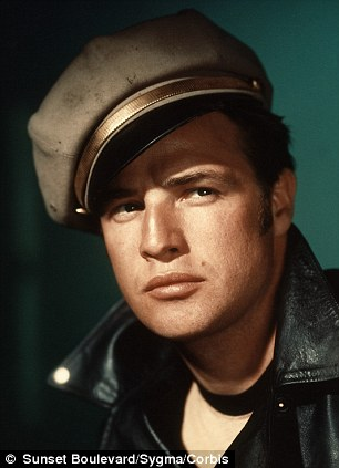 The Royal Academy of Dramatic Art's artistic director, Edward Kemp, is dismissive of 'mutterers' and 'mumblers' among modern actors. Notorious Method mumbler Marlon Brando pictured.