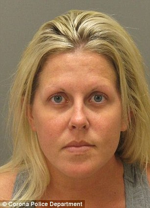 Accused: Summer Michelle Hansen has been charged with sex crimes involving underage boys