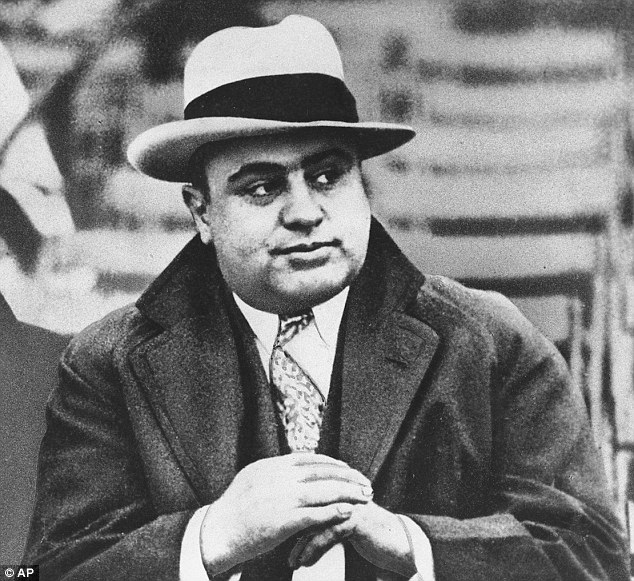 Final home: The Palm Island estate was Capone's last home, and where he died in 1947