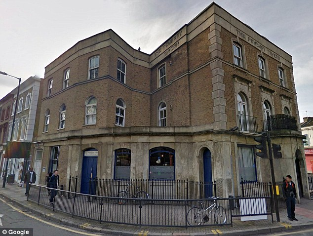 The Pembury Tavern in Hackney, east London is now accepting the digital currency Bitcoins, as well as its three sister pubs in Cambridge, Norwich and Peterborough