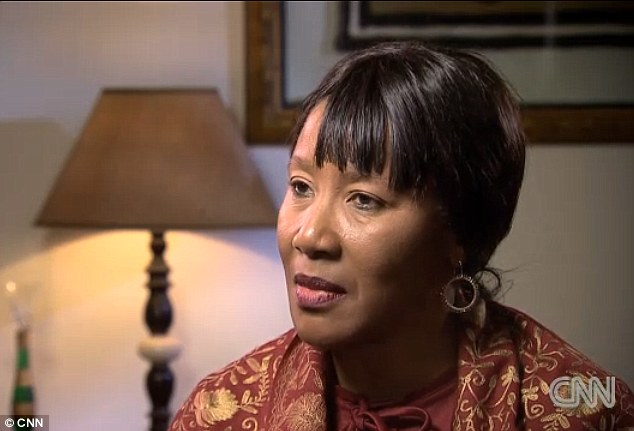 We will not release him: Mandela's eldest daughter Makaziwe said his family will let God decide when the leader dies and they will not 'release him'