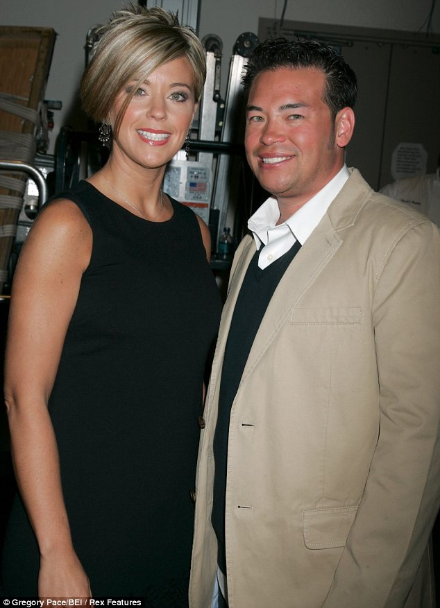 Ex-husband: Kate was married to Jon Gosselin, a second-generation Korean-American, for ten years