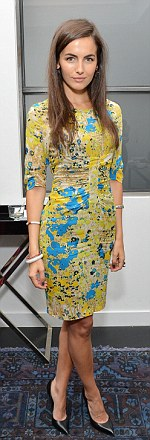 Whistles: Olivia Palermo, Camilla Belle, Jessica Brown Findlay.