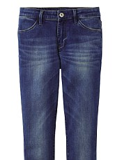 Uniqlo: for great-fitting jeans  and good quality knits.