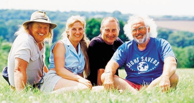 Aston was part of the original Time Team when it launched in 1994