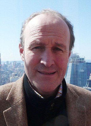 Peter Bazalgette marked his 60th birthday with a joint party with his brother-in-law Julian Newiss