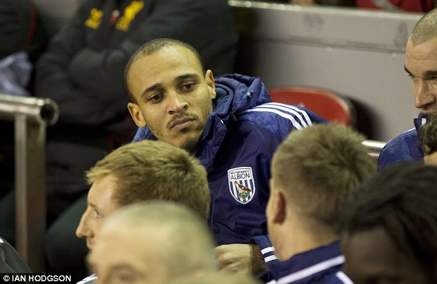 Benched: Odemwingie spent much of the second half of the season on the bench after trying to force a move to QPR during the January transfer window