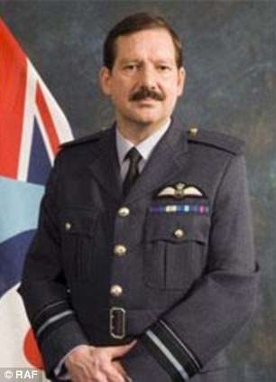 The tribunal panel criticised Air Vice Marshal Mike Lloyd, now retired, for his ignorance of discrimination legislation