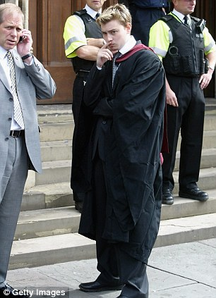 Euan graduated from Bristol University in July 2005