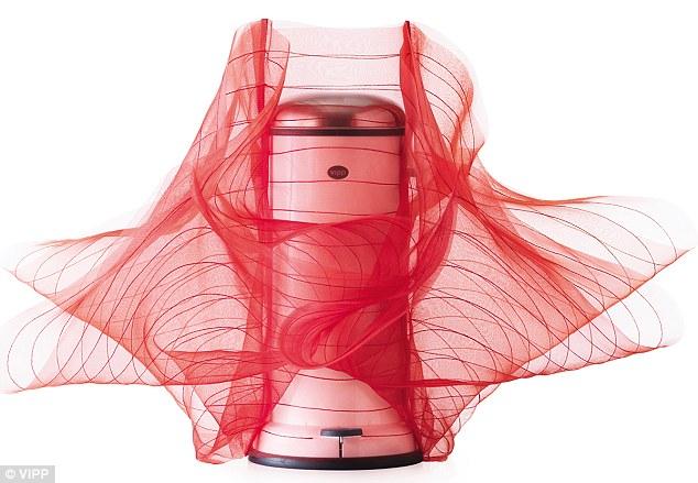 Kitchen centerpiece: This outlandish design from the 'trashion' range costs  $4,580