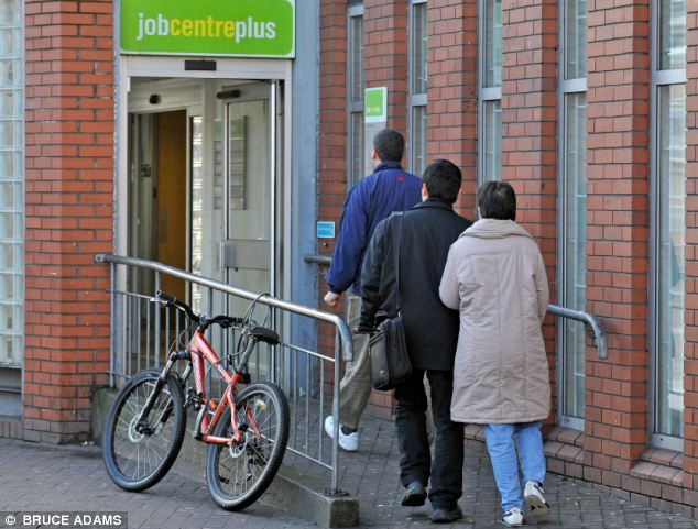 Half of claimants will have to turn up to jobcentres once a week, instead of once a fortnight at present