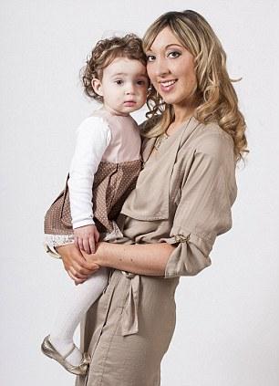 Mother-daughter duo: Heather with Elvissa