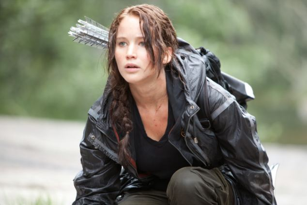 The boom also coincided with Jennifer Lawrence's debut performance in The Hunger Games