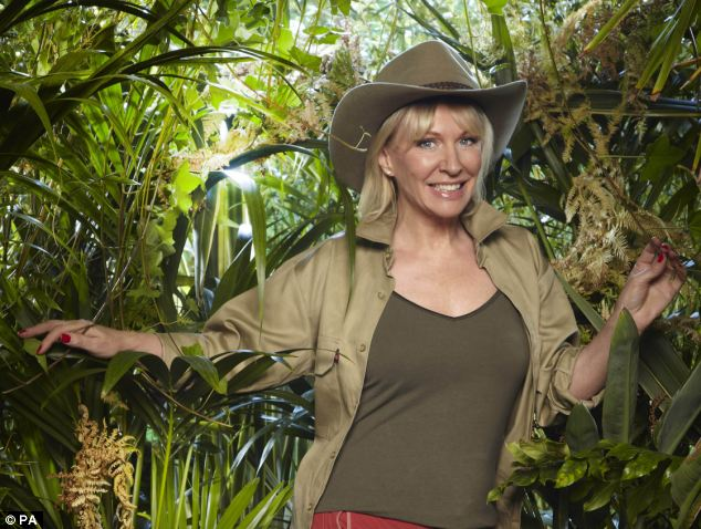 Ms Dorries came to the attention of the nation with her appearance on the TV reality show I'm A Celebrity... Get Me Out Of Here!
