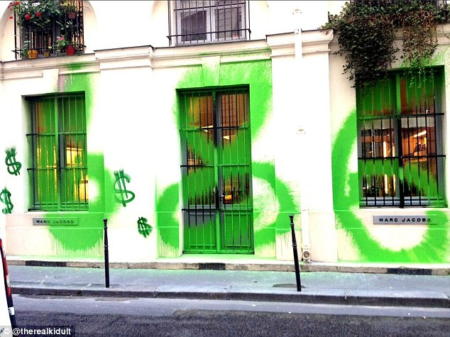 680? 689?...686?! How much are you going to sell this for? #kidultarmyparis #thisisnotart