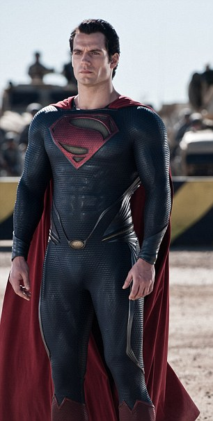 It's all Henry's fault! Men are so desperate to emulate Cavill's look as Clark Kent in Man Of Steel that one clinic has launched a 4D liposuction treatment
