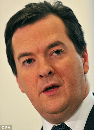 Osborne pledged that the Government would do everything it could to support those who set up their own businesses