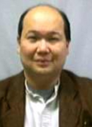 Philip Chan, of Sheffield Teaching Hospitals, has a mortality rate of 18 per cent