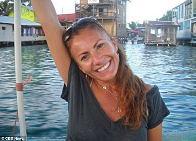 Identified: Human remains found in a bag on an island off of Panama have been identified as those of Yvonne Baldelli, a California woman who went missing in November 2011