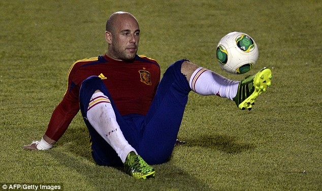 Plenty to ponder: Pepe Reina looks set to leave Liverpool after the signing of Simon Mignolet from Sunderland