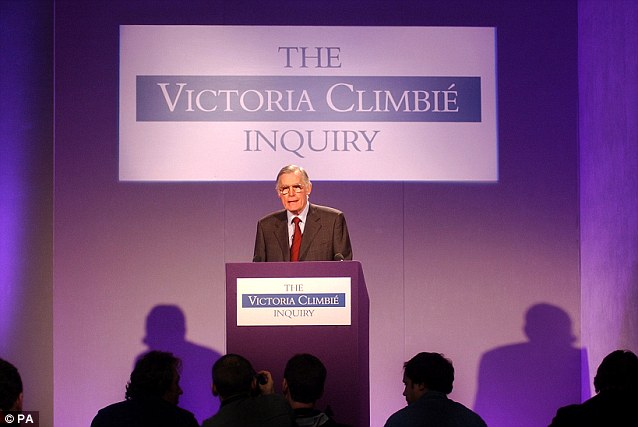 There have been no fewer than 70 public inquiries on this subject since 1945, most famously the inquiry into the tragic murder of little Victoria Climbie in 2000