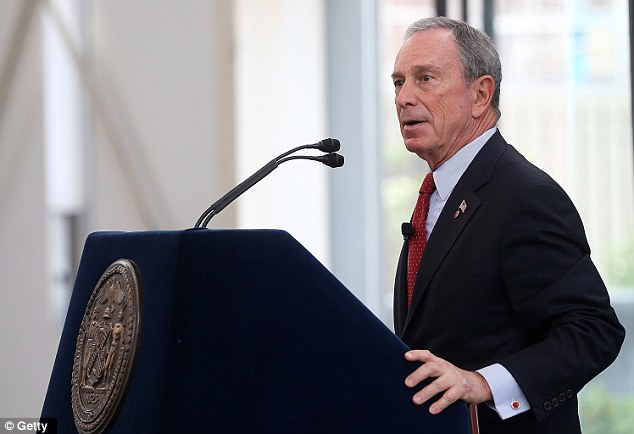 Response: New York City Mayor Michael Bloomberg told critics of his stop-and-frisk policing program on Friday, 'I think we disproportionately stop whites too much and minorities too little'