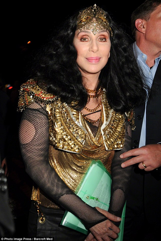 Apologies: 'Sorry about shade, Sweet-Heart, it was unintentional...Promise,' Cher tweeted to Bynes after not knowing who she was