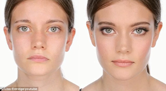 The fresh natural look will give you a rosy glow and is suitable for many skin types and ages