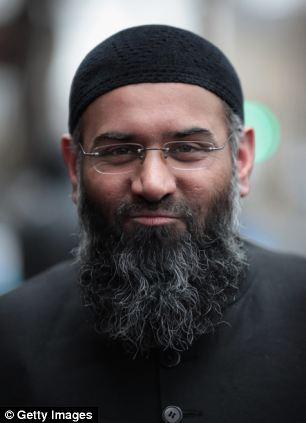 Controversial: Channel 4 came under fire after giving airtime to militant Anjem Choudary