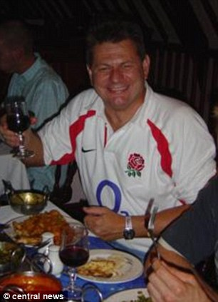 Michael Burdin, 50, died when he was hit by a train at Wimbledon station after he lost his job at Bank of America