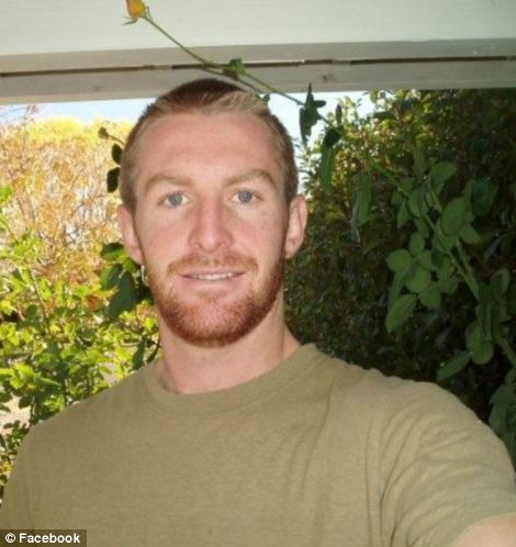 Fallen: Friends on Facebook also named Scott Norris, pictured, as one of the 19 victims
