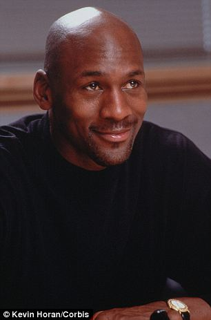 Serious game: Basketball star Michael Jordan (seen here in 1996) allegedly wanted to up the ante during a game of dice with then-MTV VJ Lisa Kennedy Montgomery (right in