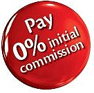 Pay no commission