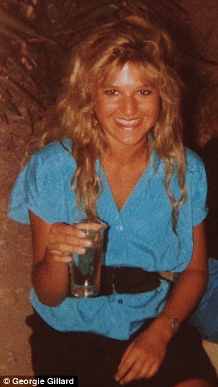 Aged 15, at another party