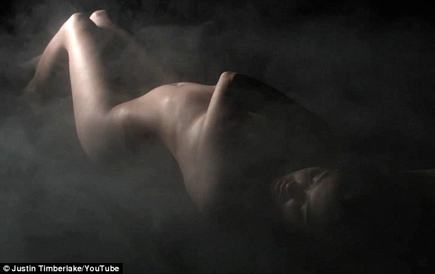 Steamy video: The video was removed from YouTube shortly after making its debut