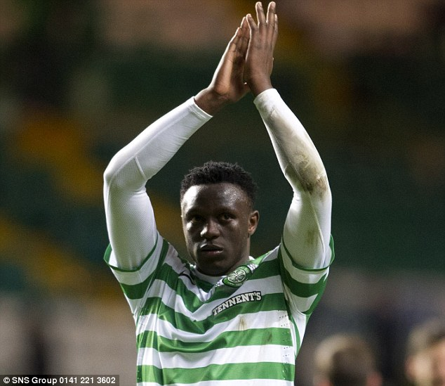 Highly rated: It looks as though gifted midfielder Wanyama will be leaving the club