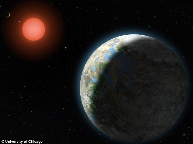 New findings from the University of Chicago and Northwestern University show that planets orbiting red dwarf stars are more likely to be habitable than previously believed