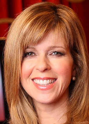 Kate Garraway is fronting the Get Britain Fertile campaign