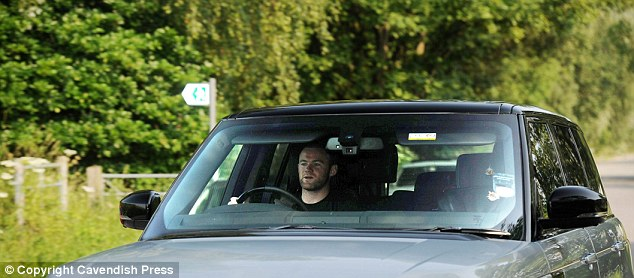 Words: Moyes said he and Rooney have already had encouraging discussions