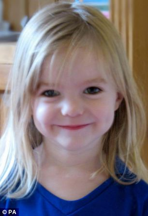 Still alive? Madeleine McCann disappeared aged three in Portugal