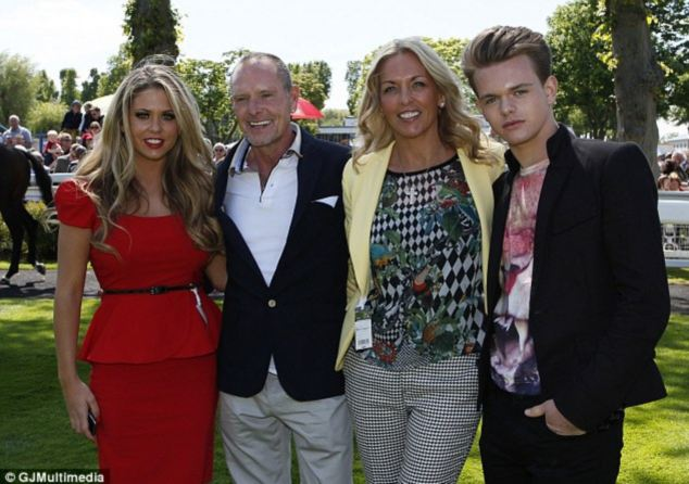 Paul Gascoigne celebrated his 46th birthday in May at Royal Windsor Racecourse, where his family surprised him by naming a race in his honour