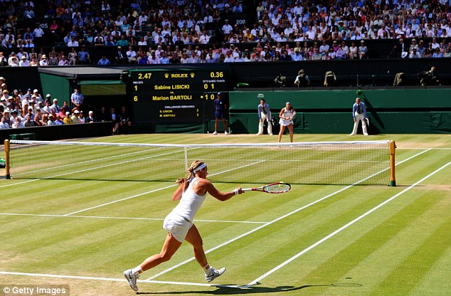 Reply: Sabine Lisicki saved three championship points and fought back from 5-1 to 5-4 in the second set