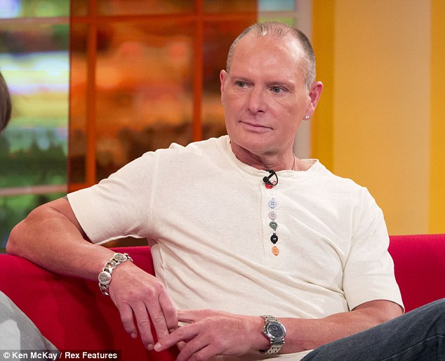 Promises: Paul Gascoigne said on ITV1's Daybreak in March that he was prepared to go to 'any lengths' to stay sober